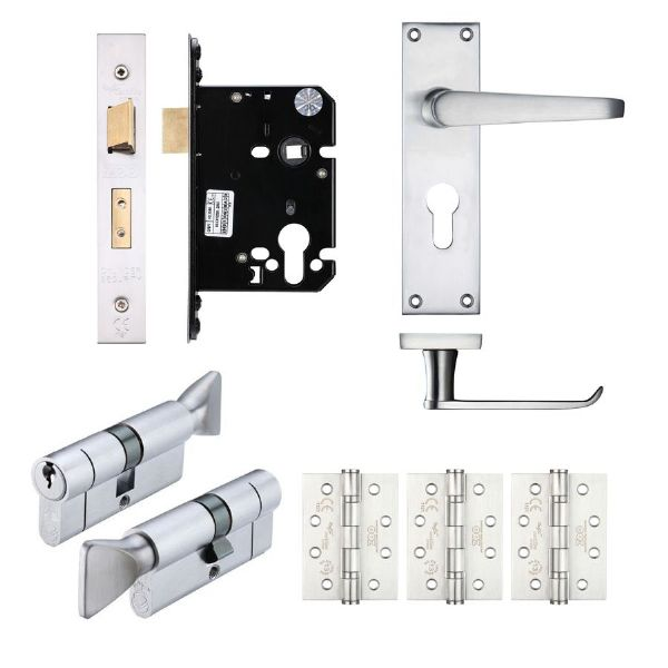 HMO Door Thumbturn Lock Kit - Option 2